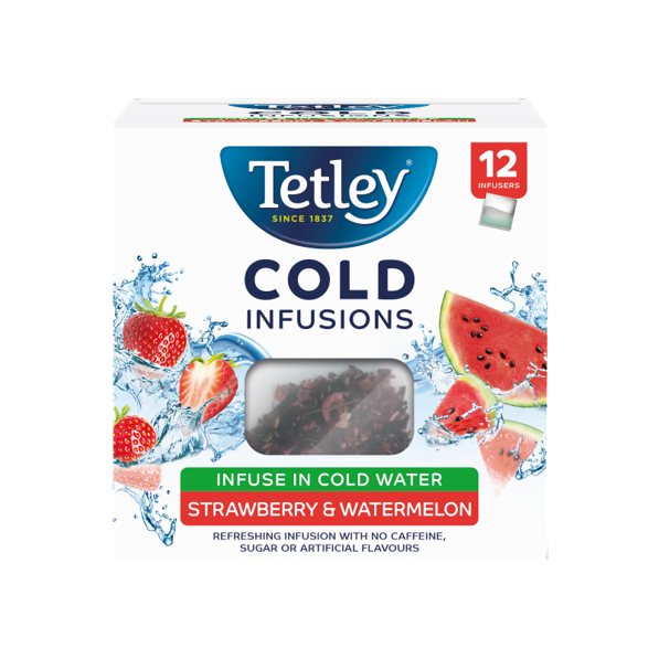 Cold Infusions Strawberry & Watermelon