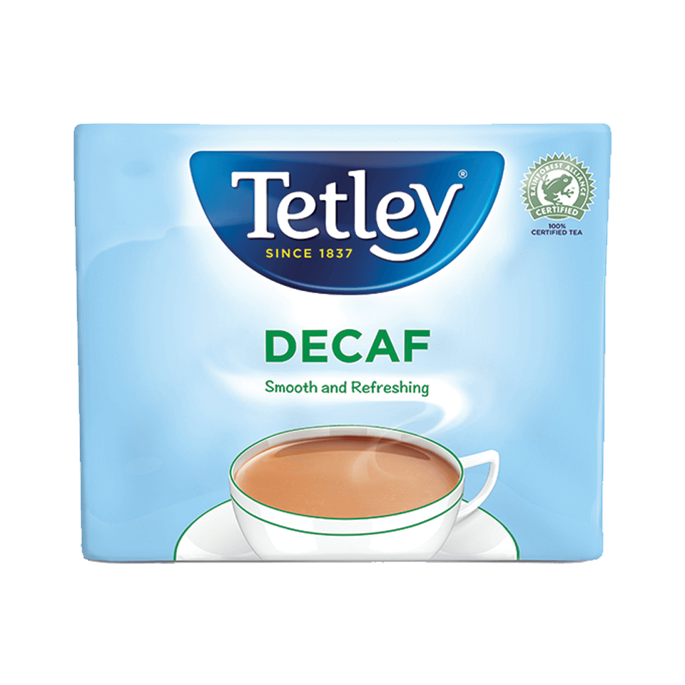 Tetley Everyday Decaf