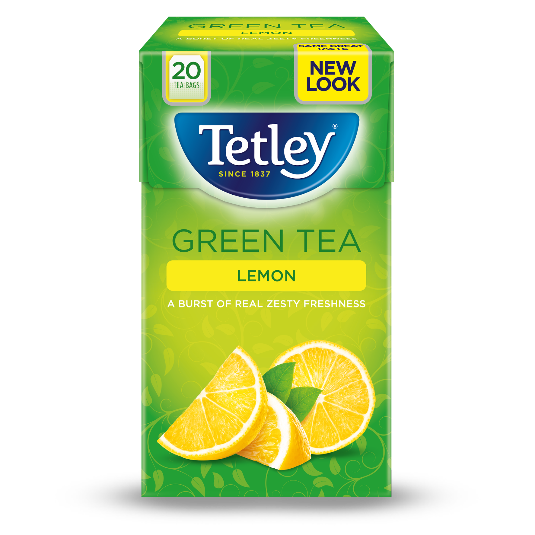 Green Tea Lemon 20s