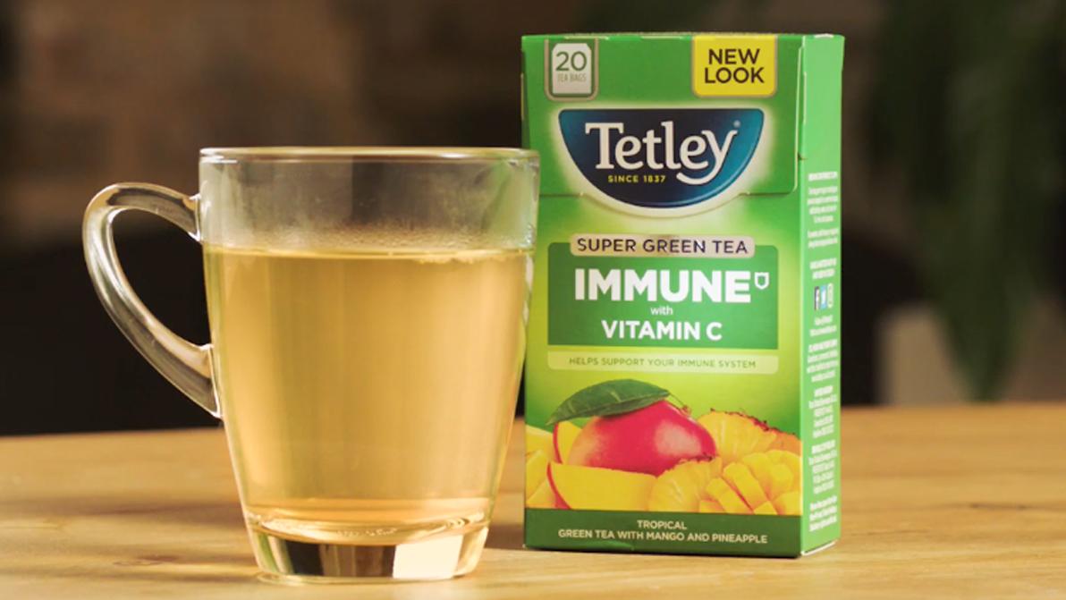 Tetley Tea - Home of The Highest Quality Teas from Around