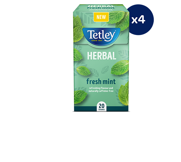 Tetley Fresh Mint