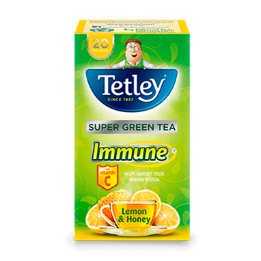 Super Green - Lemon & Honey - Immune