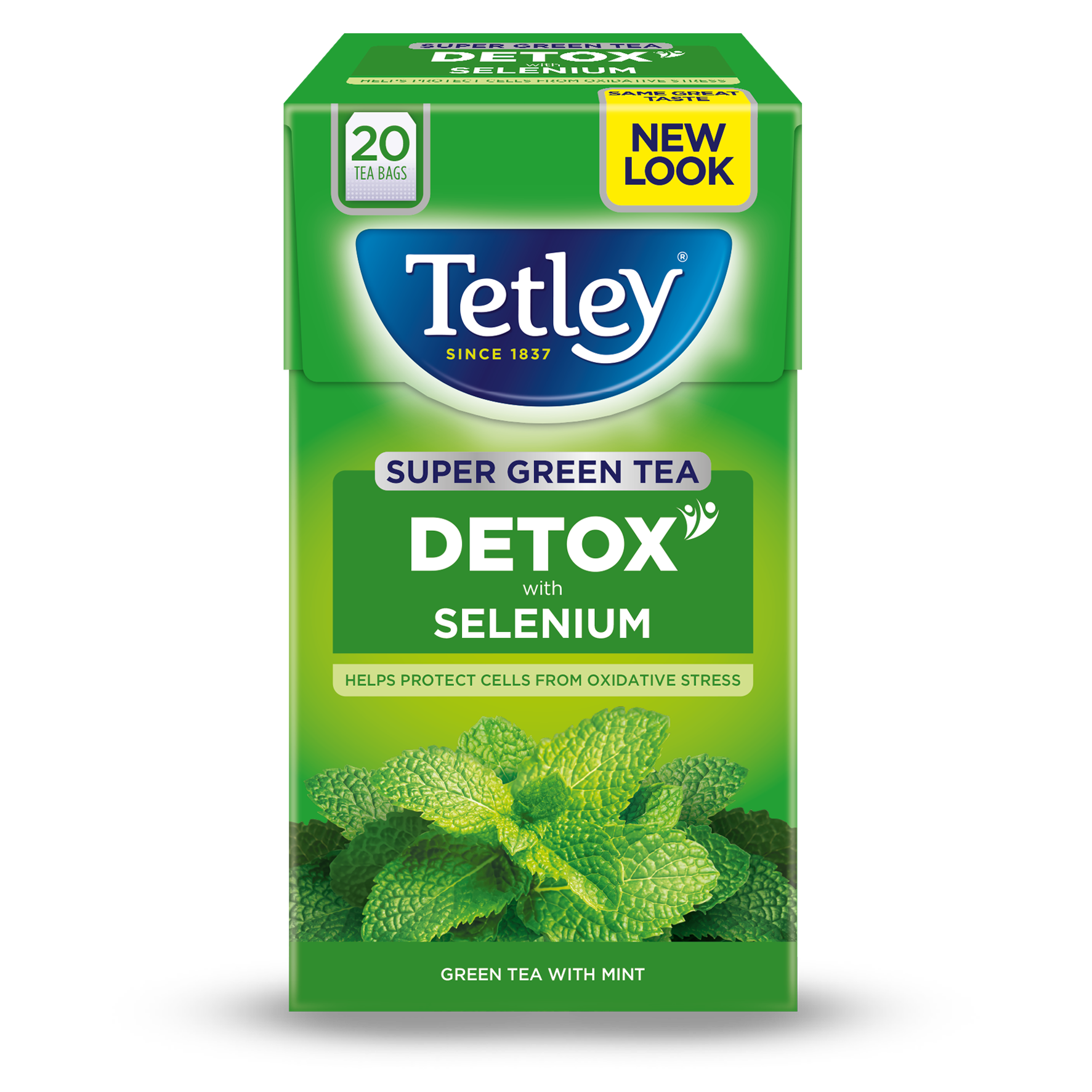 Super Green Detox Mint