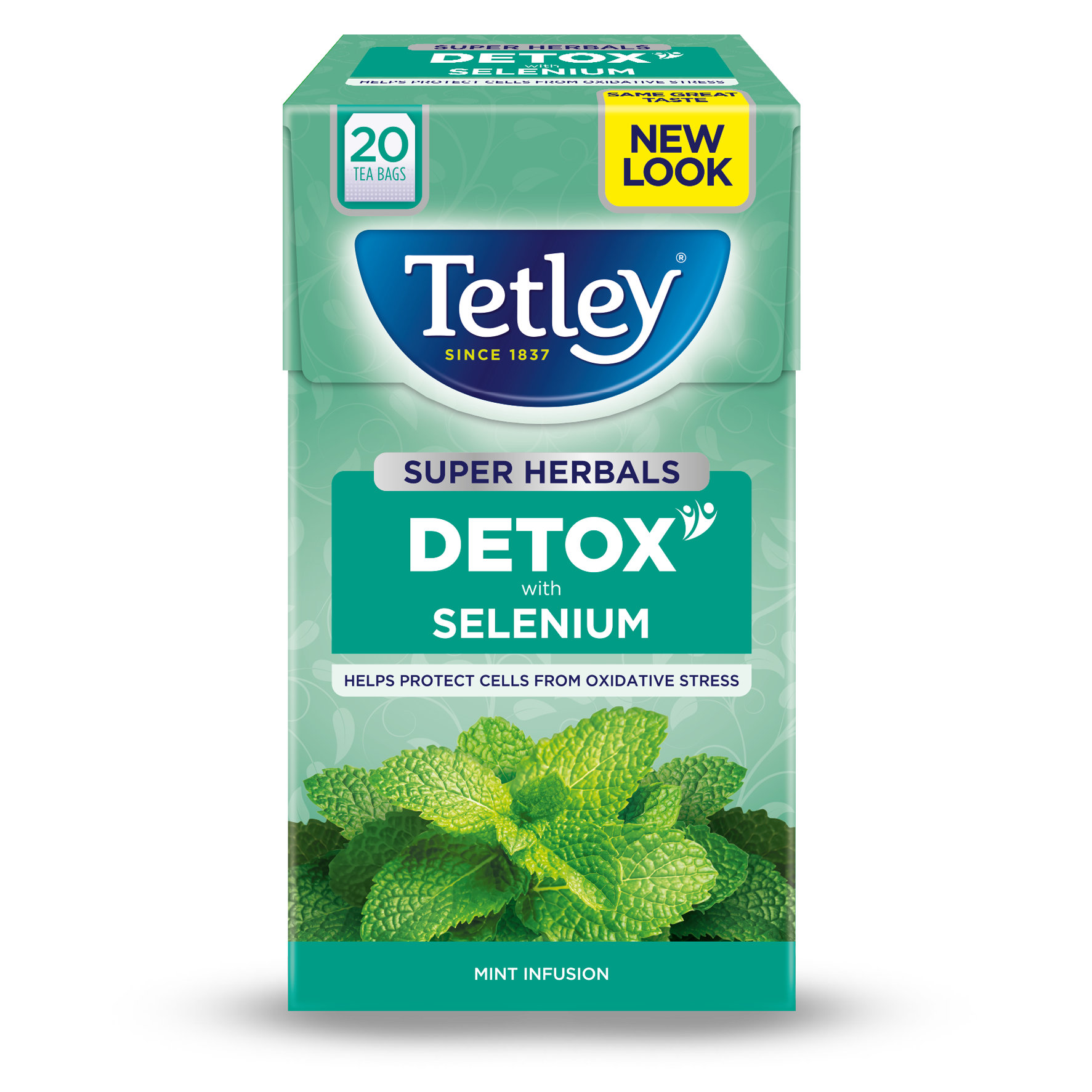 Super Herbal Mint Detox