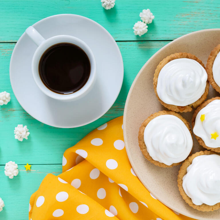 Tetley Redbush Vanilla Cupcake