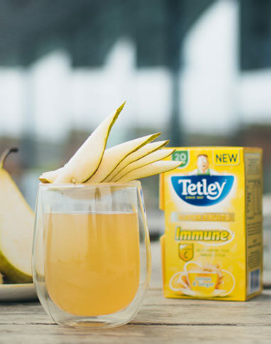 Tetley T-Total Turbo Toddy