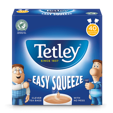 Tetley Squeeze original tea