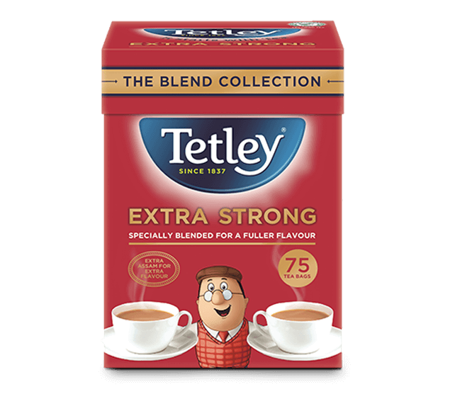 Tetley Extra Strong Tea