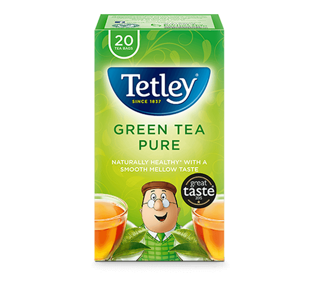 Tetley Green Tea Pure