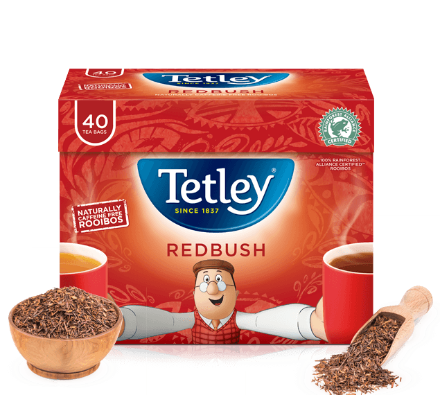 Tetley Redbush Pure